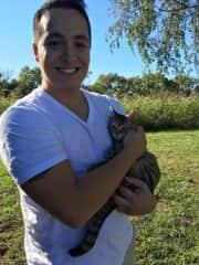 Daniel and Tiger