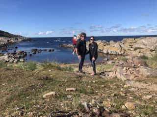 Hiking trip in Denmark
