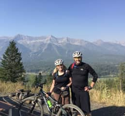 Fernie Mountain Biking