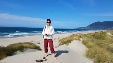 My favorite Oregon beach - Manzanita