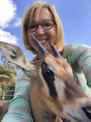 I love animals... all kinds!