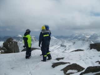Snowmobile  tour in Strandir region