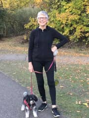House Sit in Vancouver, Washington, USA with Pebbles the Service Dog.
