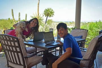Lu&Mati house and pet sitting in La Paz, Mexico