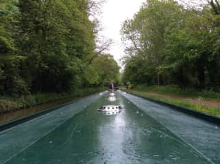Captain Colin! Avon & Kennet Canal
