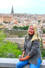 Toledo, Spain is famous for it's metal work and edged weapons.  It's also a charming and historical town.