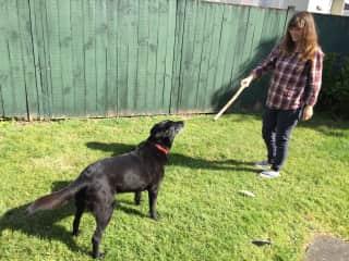 Lexie and Dayl