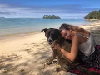 Beach Cook Islands