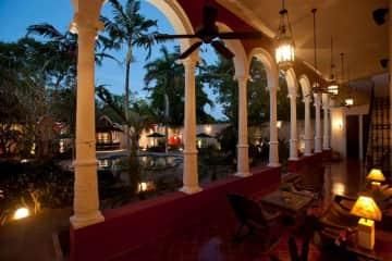 Yucatan, Mexico: managing Boutique Hotel