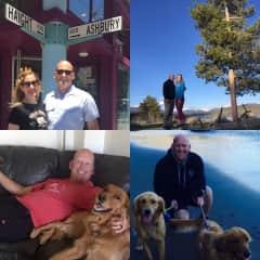 Colorado, California, Bella & Luna