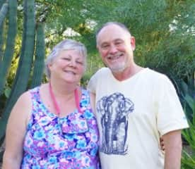 Laurie and Neil Stolmaker