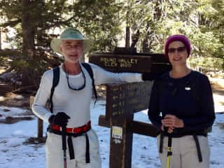 Hiking in Palm Springs