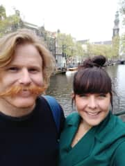 Amsterdam, the first country we traveled to for a petsit. It was an amazing experience and the start of our love of Trusted Housesitter community.