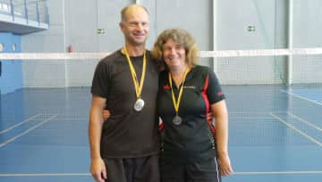 one of our badminton successes