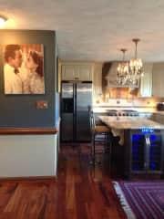 I designed this kitchen