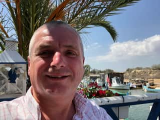 Enjoying life in Cyprus