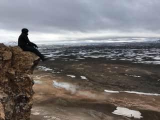 Lake Mavtyn, Iceland