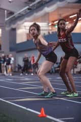 New England Track meet at Middlebury