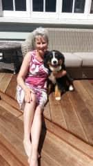 Me with Lottie