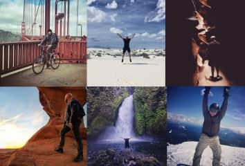 Adventures across America !