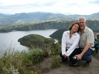 Donalda and Dan
