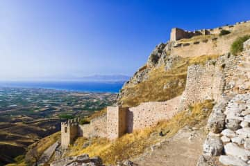 AcroCorinth Mountain Fortress