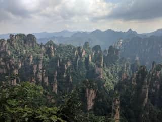 Travel, Hiking, & Photography: 3 interests, 1 photo!
