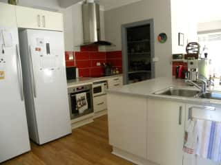 our kitchen at home