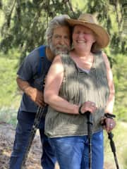 REFERENCES: Meet my dear and best friends Douglass & Debbie Driver,     established house sitters on this platform(977718). They will vouch for me to say why they are totally comfortable with me taking care of their place and pets while they are away.