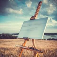 love painting ...love art ..