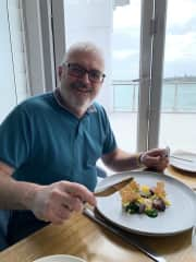 Lunch at Hilton Auckland NZ