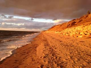 Campground Beach, Cape Cod