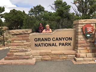 Our Visit to the Grand Canyon