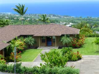 Our home in Kailua-Kona, HI