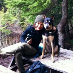 Jack my first love and hiking buddy!