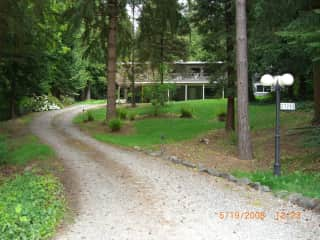 This is our home in Issaquah, Washington