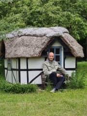 Housesitting in the Danish countryside ;)