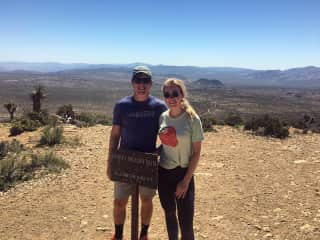Exploring Joshua Tree National Park in CA.