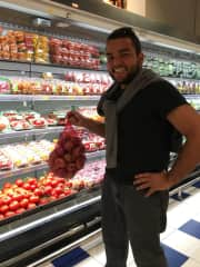 Always trying to find the good deals when I go grocery shopping... especially when buying fruits and vegetables!