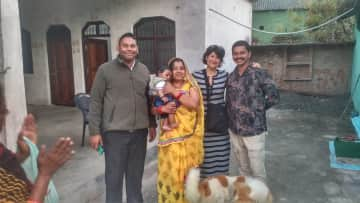 Visiting Ondia