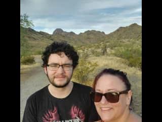 Hiking in Phoenix Arizona