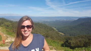 In the Blue Mountains