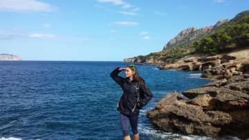 Day hike in Mallorca