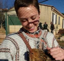 Navé the chicken :)