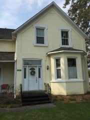 We just sold our 150 year old home that we totally renovated!!