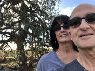 Hiking on the Santa Rosa Plateau