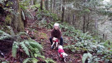 Gail in Linley valley