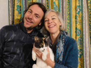 Joy, Vincent and Perle