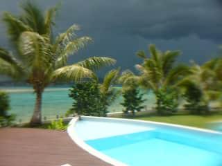 The Monsoon on it's way.