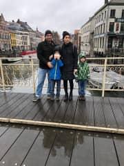 Travelling in Belgium